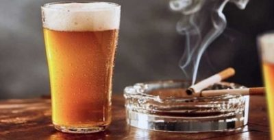 sigara ve alkol