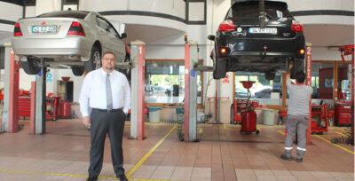 Toyota Plaza Kocaeli Kaya Servisi Müdürü Onur Sapmaz