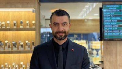 Safir Gold ortaklarından Muharrem Boztürk,