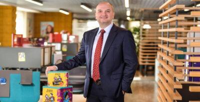 Ülker Bisküvi CEO'su Mete Buyurgan
