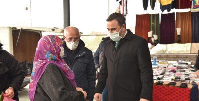 Başiskele Belediye Başkanı M. Yasin Özlü