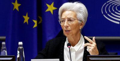 AMB Başkanı Lagarde