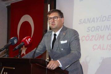 CHP Kocaeli İl Başkanı Harun Yıldızlı