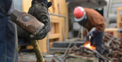 çalışan işçi