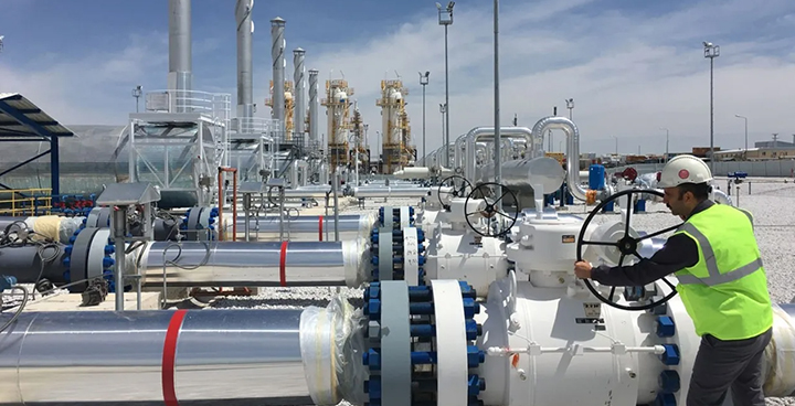 avrupada doğalgaz