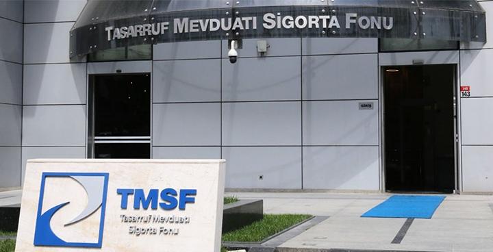 Tasarruf Mevduatı Sigorta Fonu (TMSF),